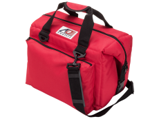 AO Cooler Bag / Portable Rinse Tank - 24 pack DELUXE Red
