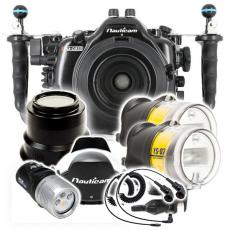 Nauticam Nikon D850 Ultimate Underwater Package