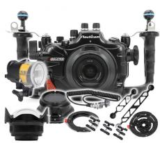 Nauticam Sony A7R III Housing and WWL-1 Lens Package