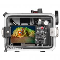Ikelite Sony RX100 VI and RX100 VII Underwater Housing - Rear