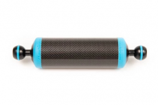 Nauticam Carbon Fiber Aluminum Float Arm (50mm X 200mm)
