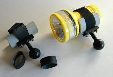 Ultralight AC-USL Universal Spotting Light Adaptor