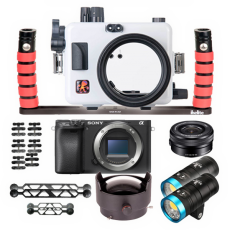 Ikelite Sony A6400 Video Package