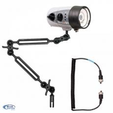 Ikelite DS-161 Strobe (Lithium Ion) Kit with Sync Cord and Ball Arm Package