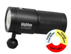 Big Blue 7200 Lumen Video Light - VL7200P-TC