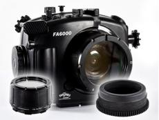 Fantasea Sony A6000 Housing, Port and Lens Gear Package