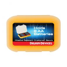 Delkin Tote for 8 AA Batteries