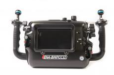 Nauticam Blackmagic Pocket Cinema Camera 4K Underwater Housing - Back