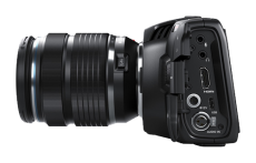 Blackmagic Pocket Camera 4K