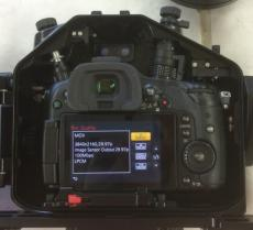 Nauticam Upgrade Kit for GH3 to GH4
