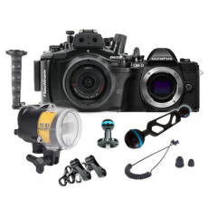 Nauticam Awesome OM-D E-M10 Mark III Package