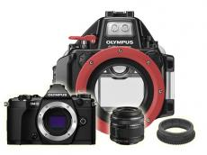 Olympus OM-D E-M5 Mark II Housing & Camera Bundle
