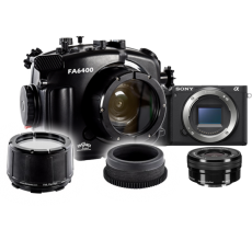 Fantasea Sony A6400 Start-Up Package