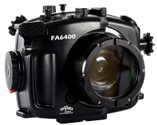Fantasea Sony A6400 Underwater Housing - Front