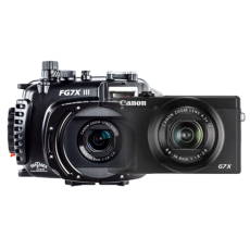 Fantasea G7X Mark III Camera and Housing Bundle