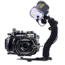 Fantasea Canon G7X III Housing and YS-03 Strobe Package