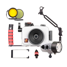 Ikelite Olympus TG-6 Fluorescence Photography Starter Package
