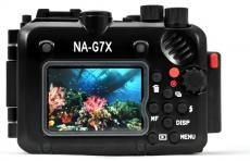 Nauticam Canon G7X Underwater Housing