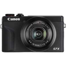 Canon G7X Mark III Camera