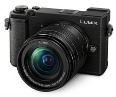 Panasonic Lumix GX9 Camera with 12-60mm Lens