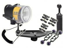 Sea & Sea YS-D2J with iDas Tray Strobe Package