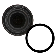 Ikelite Anti-Reflection Ring for Nikon NIKKOR Z 24-70mm F2.8 S Lens