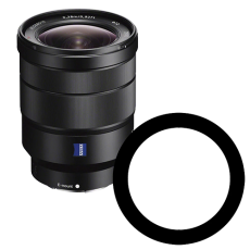 Ikelite Anti-Reflection Ring for Sony 16-35mm F4 Lens