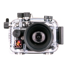 Ikelite Canon S120 Underwater Housing (Clear Version)