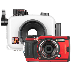 Ikelite Olympus TG-6 Camera and Housing Bundle