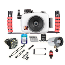 Ikelite Olympus TG-6 Ultimate Package
