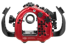 Isotta Sony A7R III Underwater Housing Back
