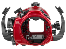 Isotta Sony A7R III Underwater Housing Front