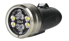 Light & Motion Sola Video 2100 Spot/Flood - Fast Charge Video Light