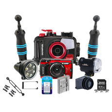 Olympus Macro Shooter Package for TG-6