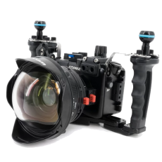 Nauticam Canon G7X Mark III Pro Package Housing