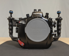 USED: Nauticam Canon 1DX Mark II Underwater Housing