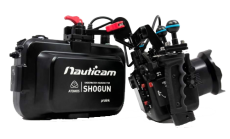 Nauticam Atomos Shogun With HDMI Housing