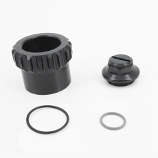 Nauticam M28 to M16 Step Down Bulkhead Adapter