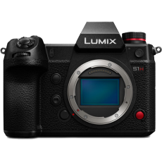 Panasonic Lumix S1H Camera