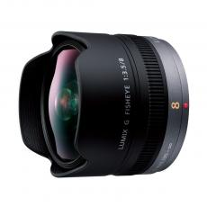 Panasonic Lumix 8mm fisheye