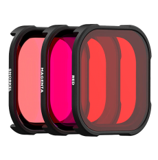 Polar Pro Divemaster Filter Kit for Hero9 Black