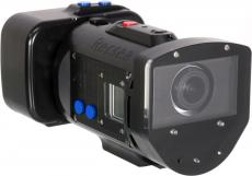 Recsea SONY FDR-X1000V 4K Action Camera Underwater Video Housing w/ Attachable L