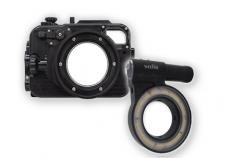 Recsea CW Sony RX100 and Kraken Ring Light Package
