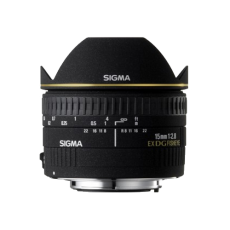 Sigma 15mm F2.8 EX DG Diagonal Fisheye Lens