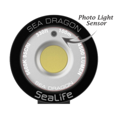 SeaLife Sea Dragon 4500 Video Light Head
