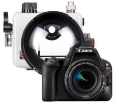 Ikelite Canon Rebel SL2 Camera and Housing Package