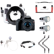 Ikelite Canon SL3 Wide Angle Package