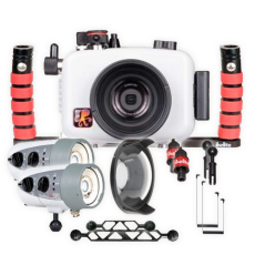 Ikelite Olympus TG-6 Wide Angle Package