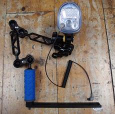 Sea & Sea YS-01 2 arm / 1 Strobe Package