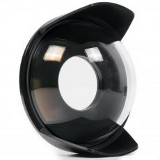 Zen 230mm Glass Dome Port for Nauticam N120